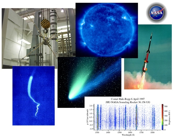 Collage of Rocket Images